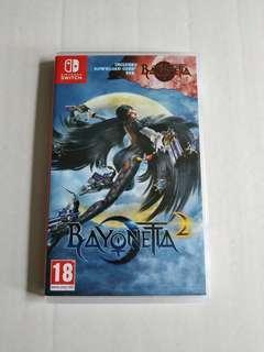 Bayonetta 2 Nintendo Switch 任天堂魔女2