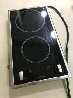 Ariston Electric Cooker Hob