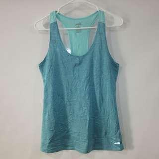 (M) Avia ladies workout jersey like tank in almost looks new conditions