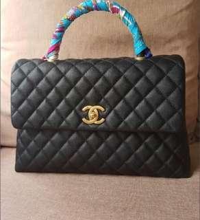 Chanel Coco Handle Bag - A92992