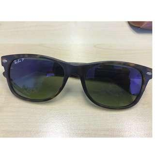 Ray-Ban New Wayfarers Classic - Tortoise - 55mm - Authentic