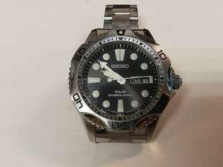 SEIKO Solar Divers Watch (42mm)