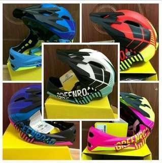 Greenroad兒童頭盔全盔strider bixbi solar b girasol kokua 平衡車