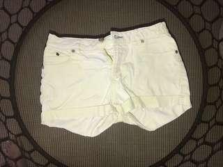 Lime green Shorts for kids