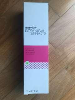 MaryKay Botanical Effects cleansing gel