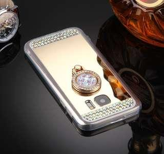 🚚 BN shiny rhinestone phone ring