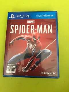 Spiderman PS4 (DLC Unredeemed)