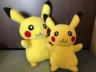 Original quality Pikachu soft toys