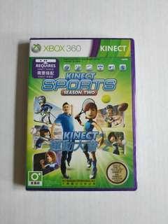 Kinect Sports Season Two XBOX 360 運動大會2