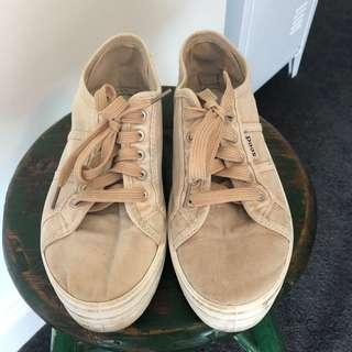 seed // platform sneakers