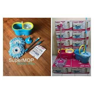 Super MOP BOLDe M-169X+ STAINLESS Special Edition - Botol pewangi & drainase