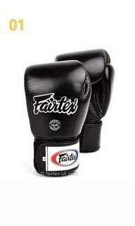 Glove fairtex black