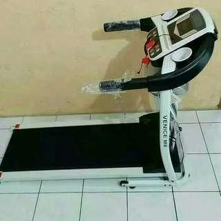 Suka jogging ready treadmill elektrik venice M8 best seller