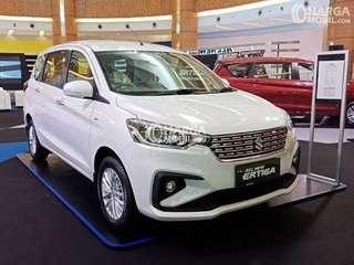 Mega Diskon New Ertiga 2018 Dp minim