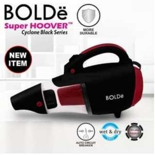 Vacum Cleaner Bolde Black Series | Super Hoover Penyedot Debu