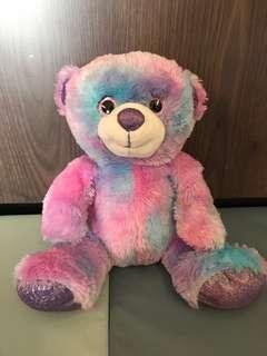 Colourful Teddy Bear