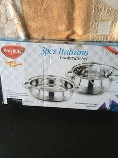 Praylady cookware set