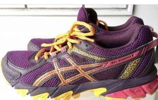 Asics gel-sonoma for women, trail-running, ukuran 39