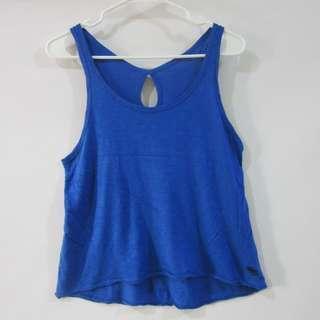 (M)Abercrombie sleeveless