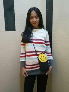 Sweater Rajut Colorful