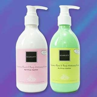Scarlett Whitening Bodylotion