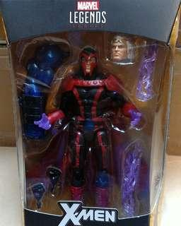 Marvel Legends apocalypse wave magneto