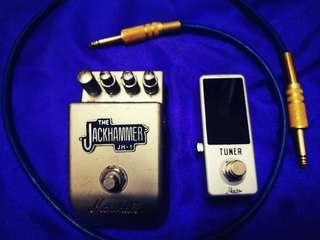 Guitar Pedal/Tuner