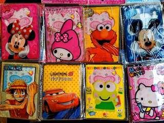 🚚 Cartoon Passport Holder / Passport Cover - Goodie bag