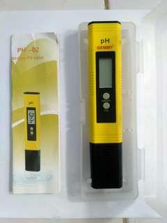PH meter digital portabel