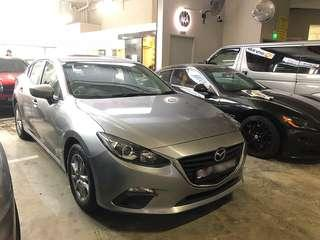 BRAND NEW MAZDA 3 SKYACTIV FOR RENT NO DEPOSIT P PLATE WELCOME