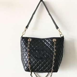 Chanel authentic quilt vip gift