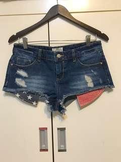 🚚 全新·牛仔短褲