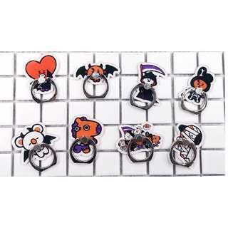BT21 BTS Halloween Special Version Iring / I ring / I-ring / Keychain / Keyring / Pendant