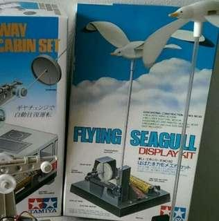 Tamiya Flying Seagull Display Kit Set
