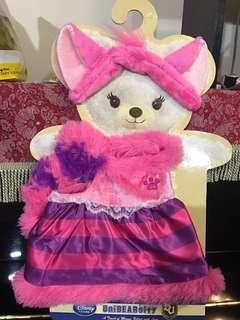 Disney Unibearsity 大學熊妙妙貓公仔衫(S size)