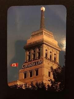 加拿大卡片仔 Canada Card