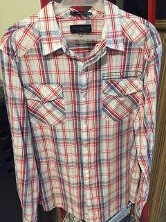 Forever 21 Casual Longsleeves for Men Size XL