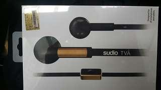 Sudio TVA EARPHONE WITH WARRANTY有單