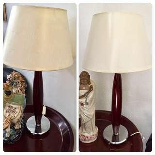 Pair of Quality Table Lamps
