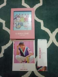 Selling Wanna One To Be One Album