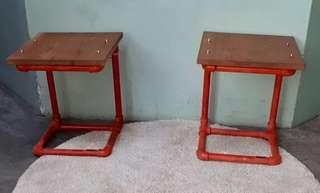 Used Wooden Side Table in pair - Free Delivery
