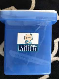 Milton sterilised container