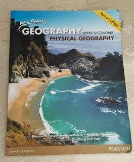 All About Geography Upp Sec Physical Geography Textbook (revised copy)
