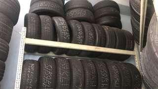 "15"" used tyres clearance"
