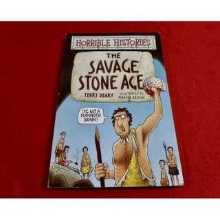 Horrible Histories: The Savage Stone Age
