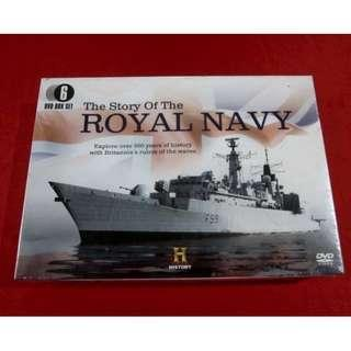 The Story of the Royal Navy (DVD)