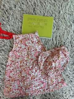 Belle Babies dress with bloomer