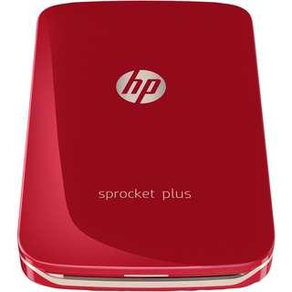 Brand New HP Sprocket Plus Photo Printer + Free Powerbank