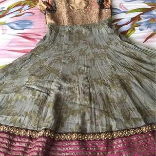 Indian Anakali dress or Suit