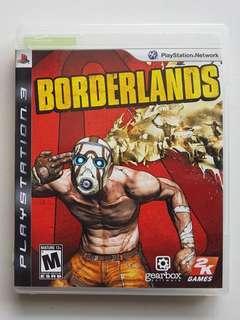 Ps3 Borderlands Game